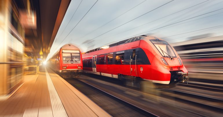 A.I.-enabled Railway