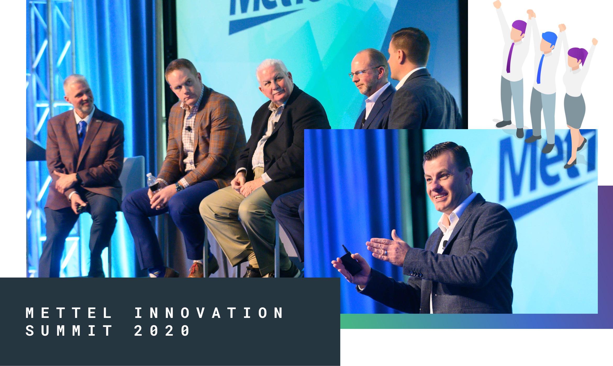 Intelygenz Lab - Mettel Innovation Summit 2020